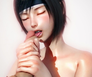 Yuffie Real - part 2