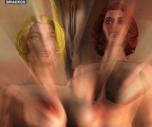 The FX Files - True Sex - 3D..
