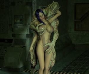 Breast Groping Monsters 3D..