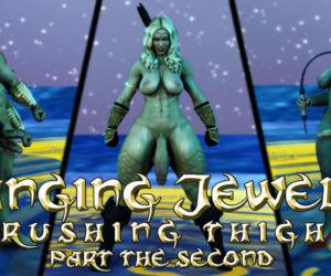 Hanging Jewels- Crushing..