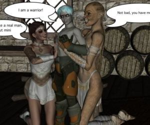 The Sex Elf Quest - part 2