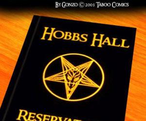 The Legend Of Hobbs Hall 01-24