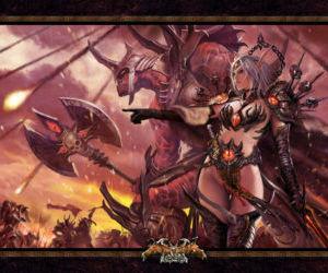 World of Warcraft Art..