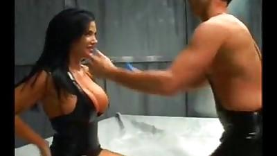 Holly body fucking boob
