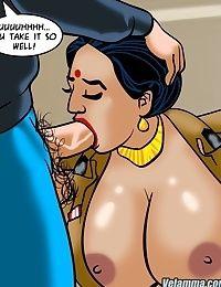 Velamma Episode 64- Blackmailed 2 - part 10