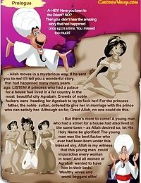 Aladdin- fucker from Agrabah