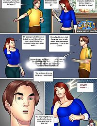 Lia's Adventures 05- Seiren - part 2