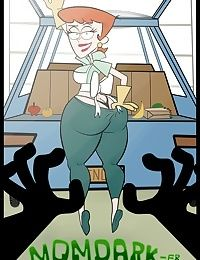 Dexter's Laboratory - Momdark-ER