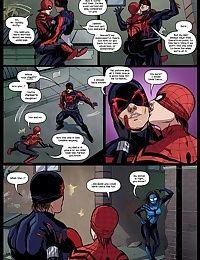 Spider-Girl Spider-Man 2099- Tracy Scops