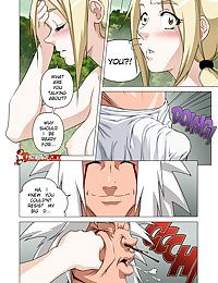 There's Something About Tsunade- Melkormancin