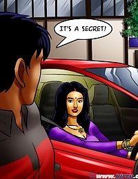 Savita Bhabhi 69- Student Affairs - part 11