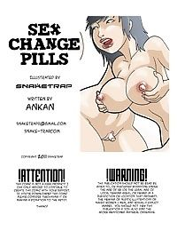 Sex Change Pills