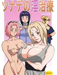 Naruto-Tsunade's Sexual Therapy