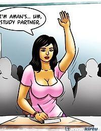 Savita Bhabhi 69- Student Affairs - part 2