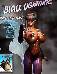 Uncle Sickey- Black Lightning