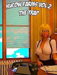 Scorpio69- Hucow Farms Vol 2- The Trap