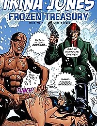 DangerBabe- Trina Jones- Frozen Treasury