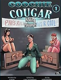 Coochie Cougar- Tickling Takeover!
