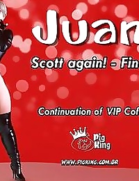 Pigking- Juan in – Scott Again! Final Part