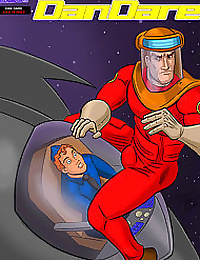 Iceman Blue- Dan Dare