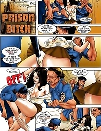 Prison Bitch- Catfight Central