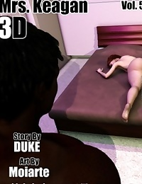 Dukeshardcore- Mrs. Keagan 3D Vol.5