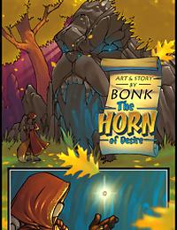 Bonk- Horn of Desire