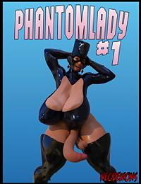 Neodemons- PhantomLady #1
