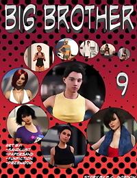 Sandlust- Big Brother Part 9