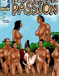 Muscle Fan- Massive Passion