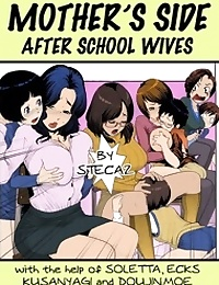 Hentai- Mother�s Side-After School Wives