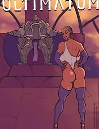 Mnogobatko- Darkseid vs Powergirl The Ultimatium