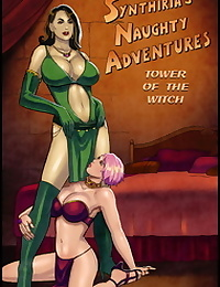 Reinbach- Synthiria's Naughty Adventures