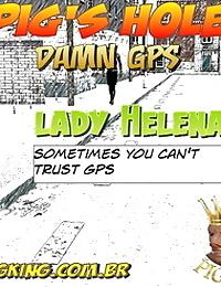 Pig King- Pig's Hole Damn GPS- Lady Helena