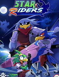 Star Fox- Star Riders- Elfein