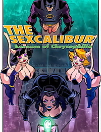 Tabrin- The SexCalibur