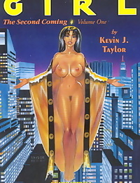Kevin j.Taylor – Girl – The Second Coming v1