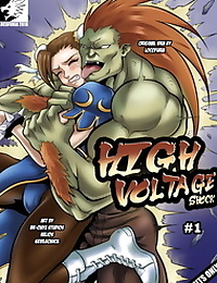 Locofuria – High Voltage Shock 1 Street Fighter
