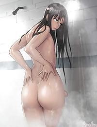 Lewdua – Alice in the Shower