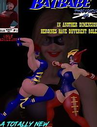 Batbabe Universe Demension 69- jessy dee