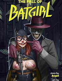 AdooHay- The Fall of Batgirl Batman