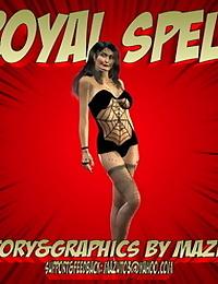 Mazut – Royal Spell