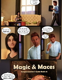 Begrove – Magic and Maces 1