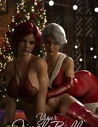 Ashley Sugar- Your JingleBells are Driving Me Crazy