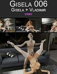 Blackadder – Gisela and Vladimir – Redux