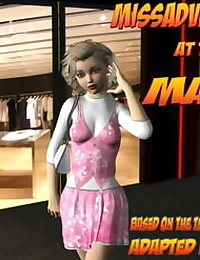JojoTF Misadventures At The Mall – Ch. 4