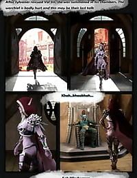 Darkendenart – A Warchiefs Last Wish