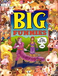Redio Comix- Big Funnies 1