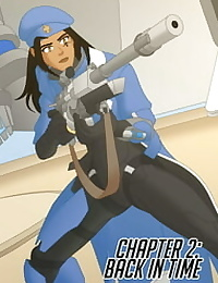 Dimaar- A New Hero Ch.2 – Back in Time Overwatch