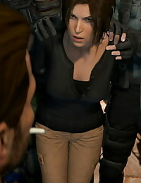 DHR – Lara Croft